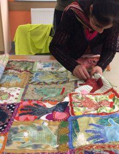 Community textiles