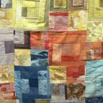 Pathwork quilt