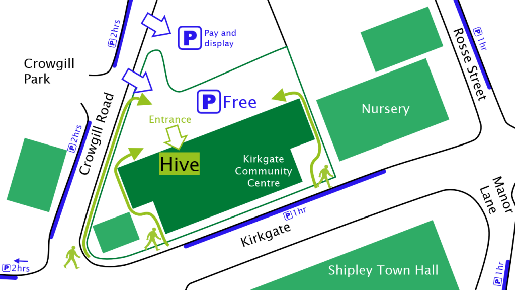 Map of Hive