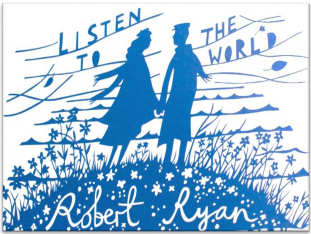 Rob Ryan papercut