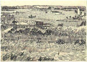 Van Gogh sketch